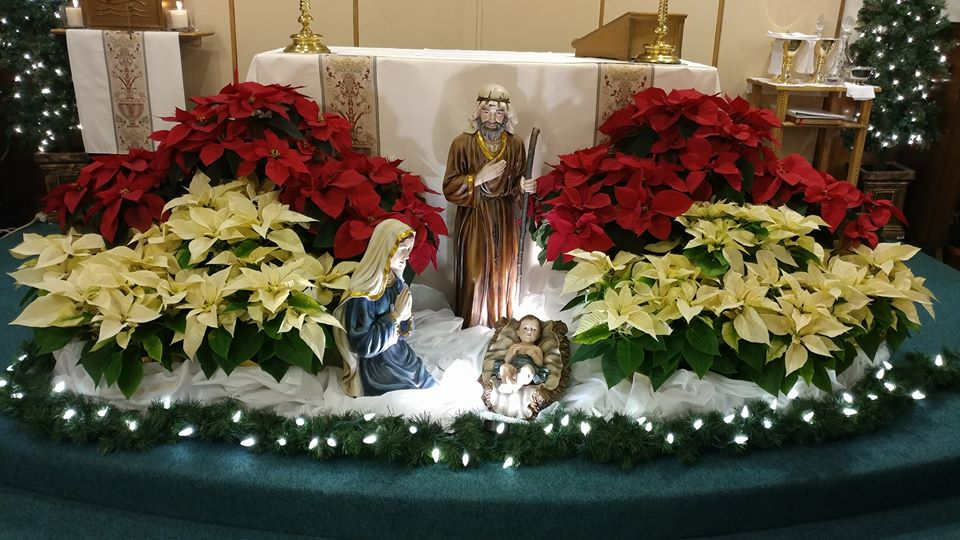Christmas Eve Midnight Mass 2017 - 1