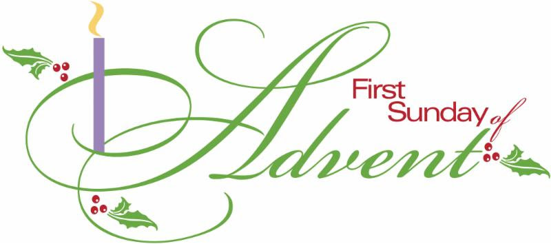 First Sunday of Advent 2017