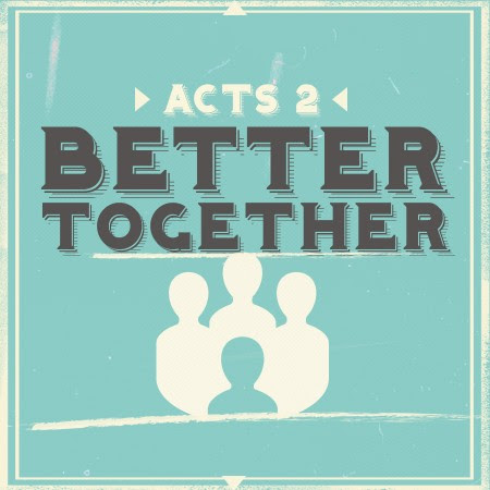 2 Acts Better Together