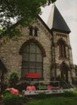 Worship with Us - Calvary Church Exterior