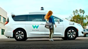 Waymo Robo-Taxi